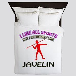 Javelin Design Queen Duvet