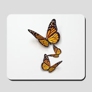 Monarch Butterlies Mousepad