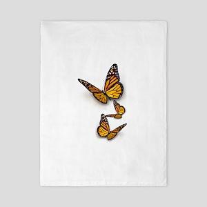 Monarch Butterlies Twin Duvet