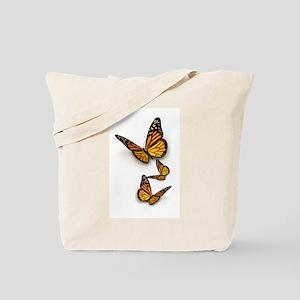Monarch Butterlies Tote Bag