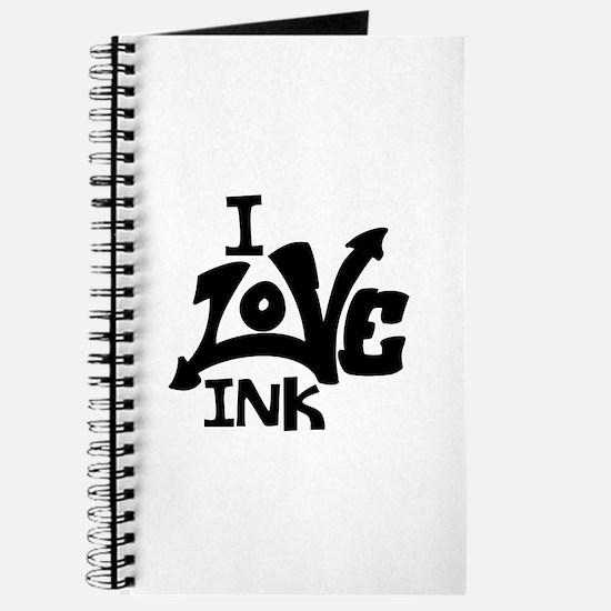 I Love Ink Journal