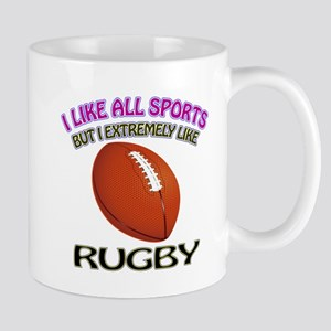 Rugby Design Mug
