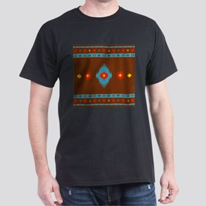 Native American Indian geometric vintage r T-Shirt