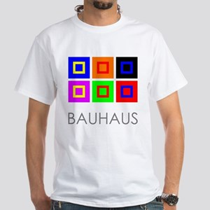 BAUHAUS White T-Shirt