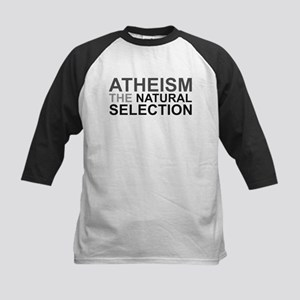 Atheism The Natural Selection Kids Baseball Jersey