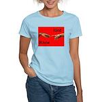 iGod Red Women's Pink T-Shirt