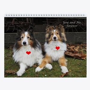 You and Me, forever Wall Calendar