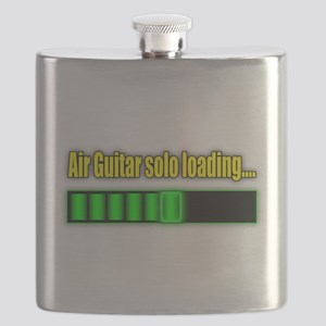 Air Guitar Solo Loading.... Flask