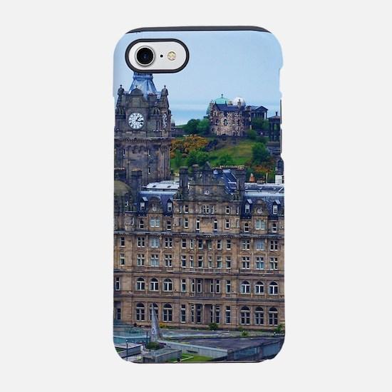 Edinburgh, Scotland iPhone 7 Tough Case