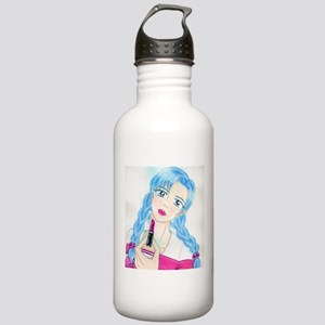 Shi Shi Loves Me Stainless Water Bottle 1.0L