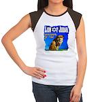 Lion of Judah 10 Women's Cap Sleeve T-Shirt