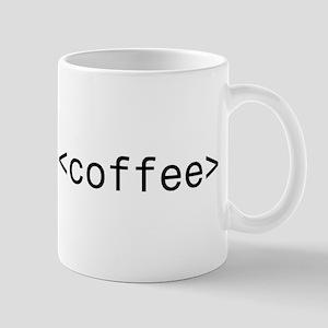Tagged Mug