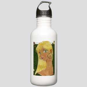 Sunset People Brooklyn Stainless Water Bottle 1.0L
