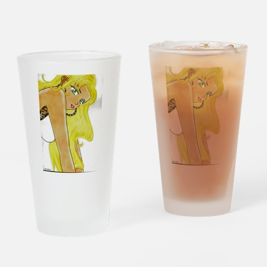 Forever Brooklyn Drinking Glass