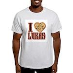 Lukas Ash Grey T-Shirt