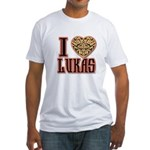 Lukas Fitted T-Shirt
