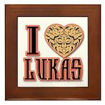 Lukas Framed Tile