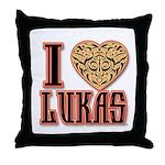 Lukas Throw Pillow