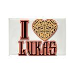 Lukas Rectangle Magnet
