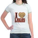 Lukas Jr. Ringer T-Shirt