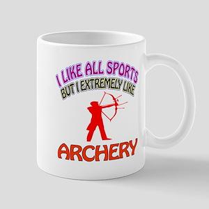 Archery Design Mug