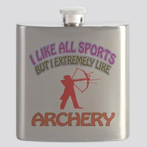 Archery Design Flask