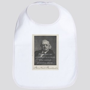 Facts Are No Evidence - H W Beecher Cotton Baby Bi