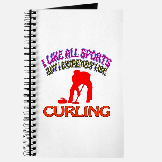 Curling Design Journal