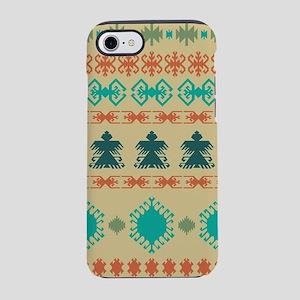 Native American Indian design iPhone 7 Tough Case