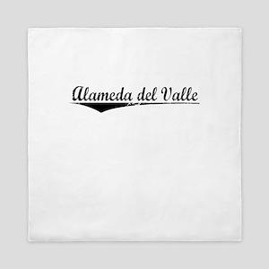 Alameda del Valle, Aged, Queen Duvet