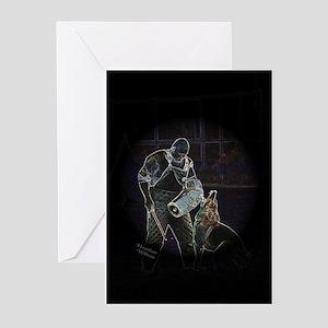 Schutzhund Greeting Cards (Pk of 10)