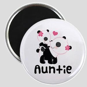Aunt Panda Bear Magnet
