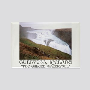 Gullfoss Rectangle Magnet