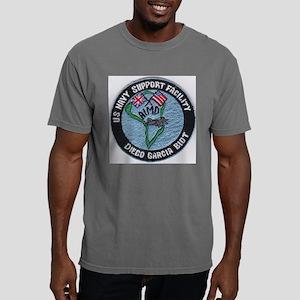Diego Garcia BIOT Mens Comfort Colors Shirt