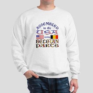 USA / Belgian Parts Sweatshirt