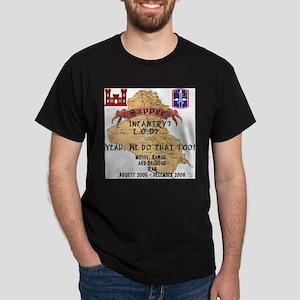 SAPPER Black T-Shirt