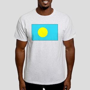 Belau Ash Grey T-Shirt