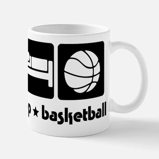 BB05 EAT SLEEP BASKETBALL Mug