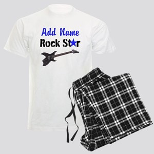 ROCK STAR Men's Light Pajamas