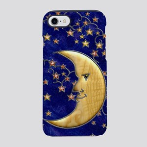 Harvest Moons Man in the Moon iPhone 7 Tough Case