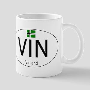 Car code Vinland - White Mug
