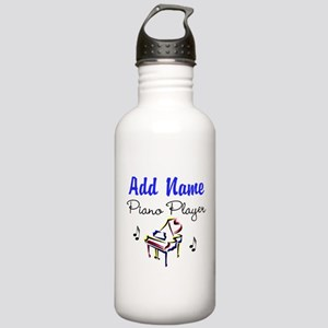 PIANO PLAYER Stainless Water Bottle 1.0L