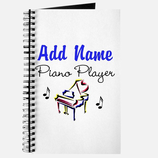 PIANO PLAYER Journal
