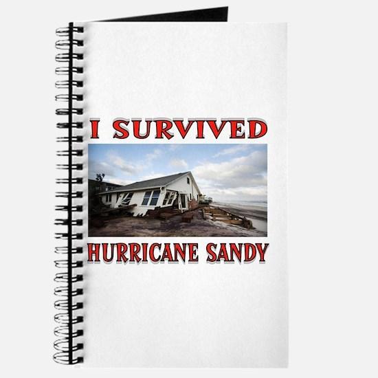 HURRICANE SANDY Journal