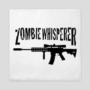 Zombie Whisperer 2 Queen Duvet