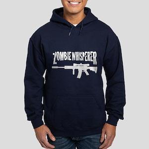 Zombie Whisperer 2 Hoodie (dark)