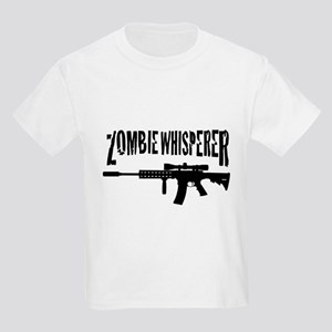 Zombie Whisperer 2 Kids Light T-Shirt