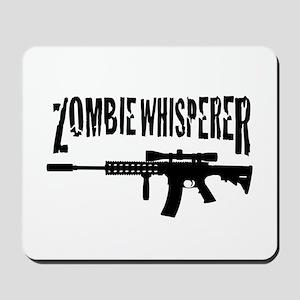 Zombie Whisperer 2 Mousepad