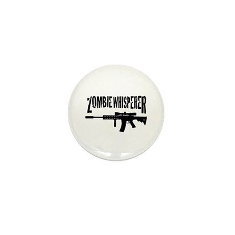 Zombie Whisperer 2 Mini Button (10 pack)