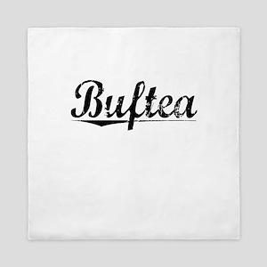 Buftea, Aged, Queen Duvet